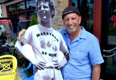 Stouffville Terry Fox Run draws huge support