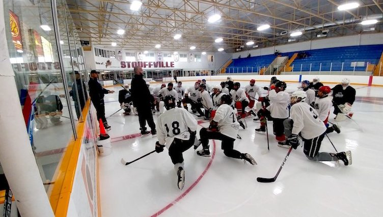 Stouffville Spirit gets ready for home opener