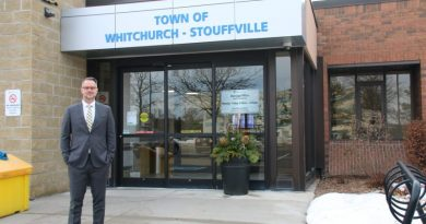 Stouffville launches website