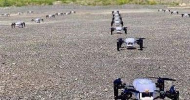 Celebrate Canada Day with country's first virtual drone show